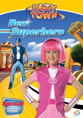 Lazytown New Superhero