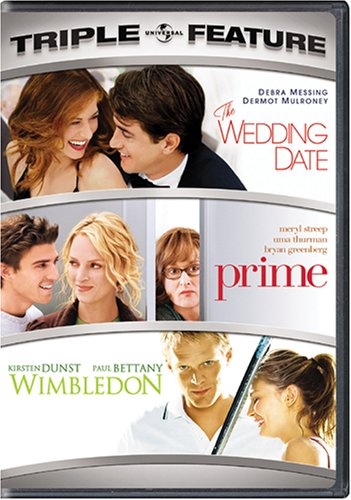The Wedding Date Prime Wimbledon Triple Feature