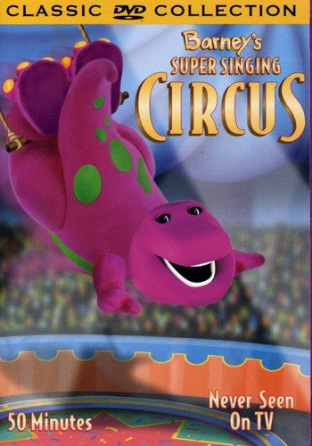 Barney  Barneys Super Singing Circus