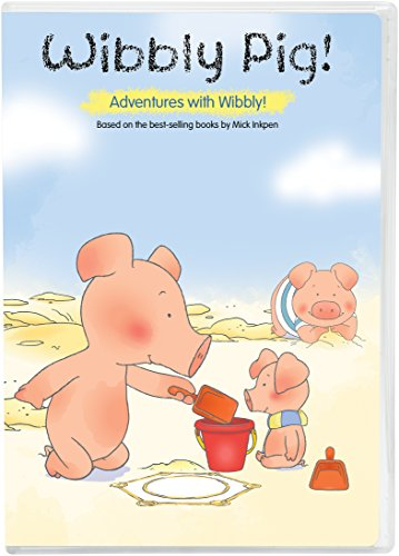 Wibbly Pig Adventures With Wibbly