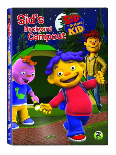 Sid The Science Kid Sids Backyard Camp Out