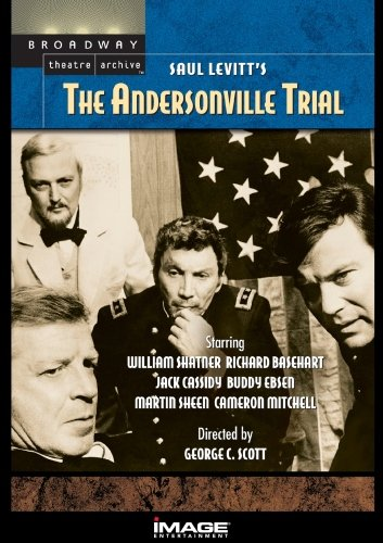 The Andersonville Trial Broadway Theatre Archive