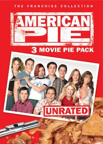 American Pie 3 Movie Pie Pack The Franchise Collection
