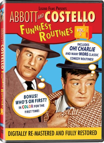 Abbott And Costello Funniest Routines, Vol. 2
