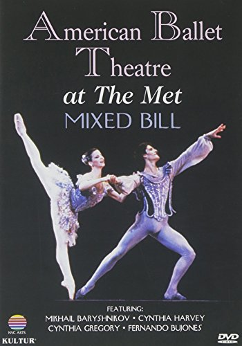 American Ballet Theatre At The Met  Mixed Bill