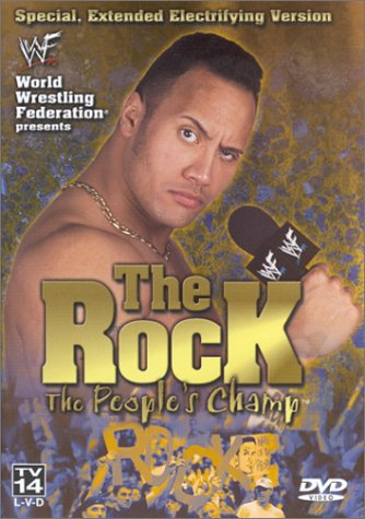 Wwe  The Rock  The Peoples Champ