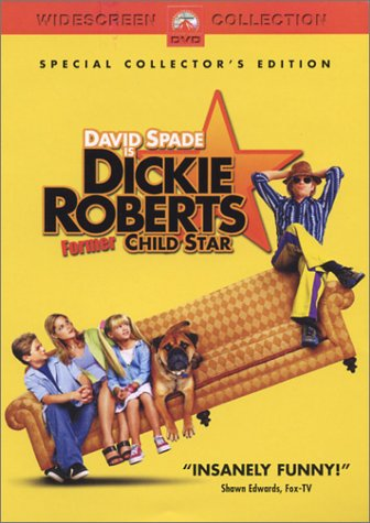Dickie Roberts Former Child Star Widescreen Edition