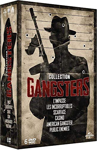 Gangsters - The Ultimate Film Collection American Gangster / Scarface 1983 / Casino / Carlito's Way