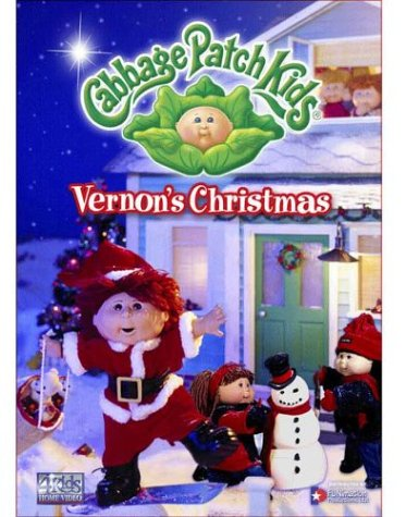 Cabbage Patch Kids Vernons Christmas