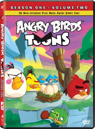 Angry Birds Toons Season 01 Volume 02
