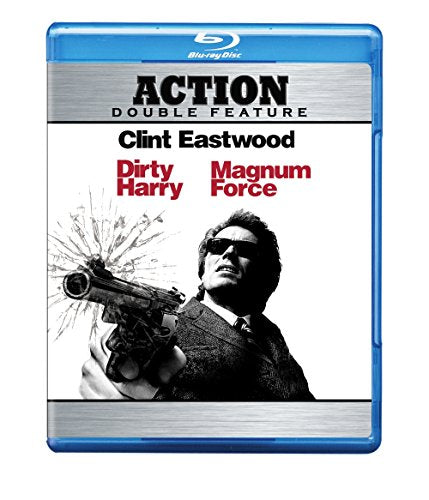 Dirty Harrymagnum Force Double Feature