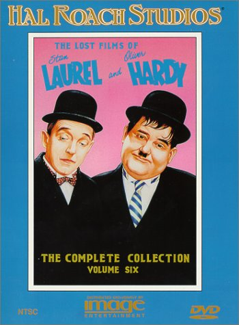 The Lost Films Of Laurel & Hardy The Complete Collection, Vol. 6