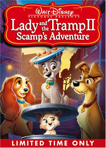 Lady  The Tramp Ii  Scamps Adventure