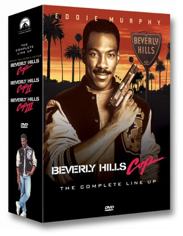 Beverly Hills Cop The Complete Line Up