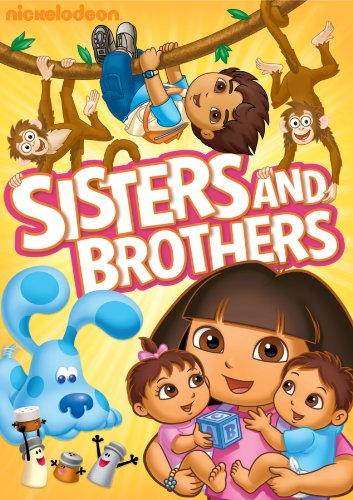 Nick Jr Favorites Sisters Brothers