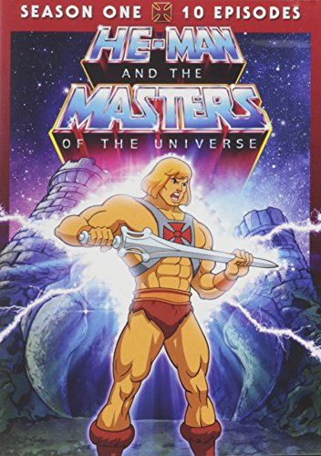 Heman And The Master Of The Universe Season 1