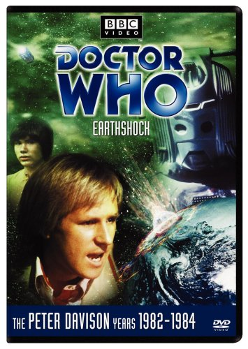Doctor Who Earthshock Story 122