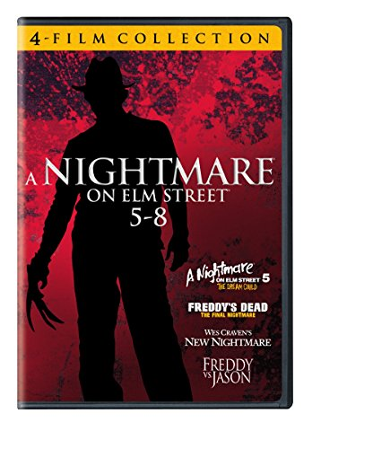 4 Film Favorites: Nightmare On Elm Street 5-8