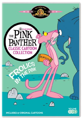The Pink Panther Classic Cartoon Collection Vol 3 Frolics In The Pink