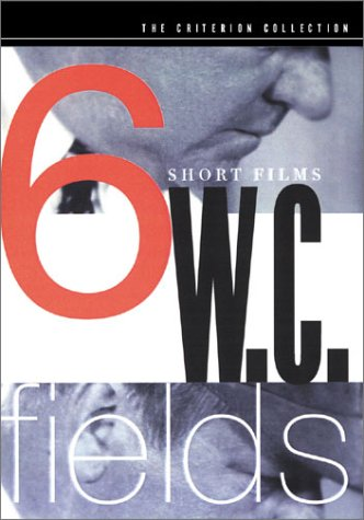 Wc Fields 6 Short Films The Golf Specialist  Pool Sharks  The Pharmacist  The Fatal Glass Of Beer  The Barber Shop  The Dentist The Criterion Collection