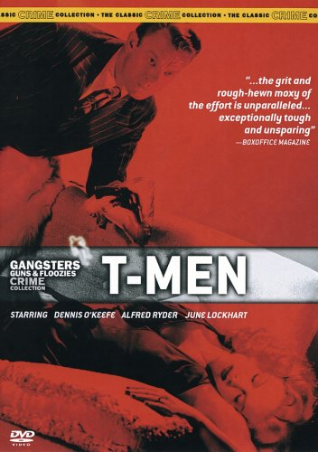 Gangsters Guns & Floozies Crime Collection T-Men
