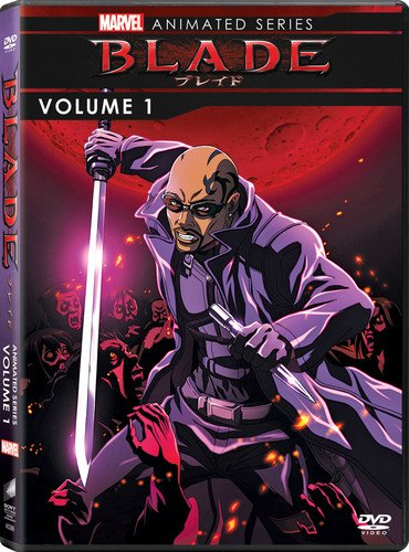Marvel Anime Blade, Season 1, Vol. 1