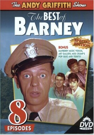 The Andy Griffith Show  The Best Of Barney