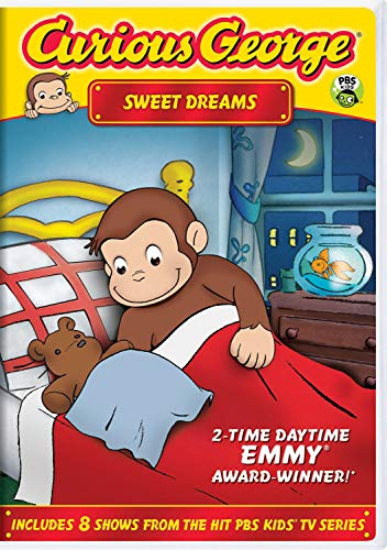 Curious George Sweet Dreams