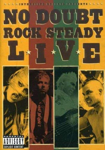 No Doubt Rock Steady Live