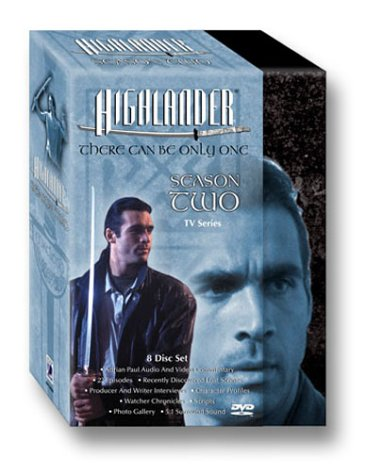 Highlander The Series Season 2