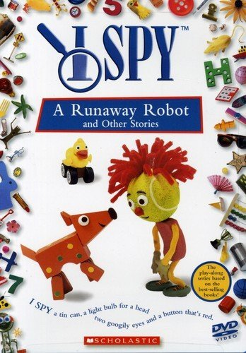 I Spy A Runaway Robot And Other Stories