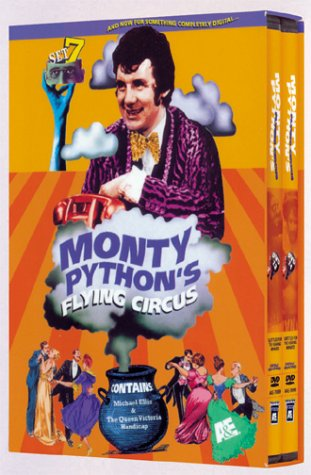 Monty Pythons Flying Circus  Set 7 Epi 4045