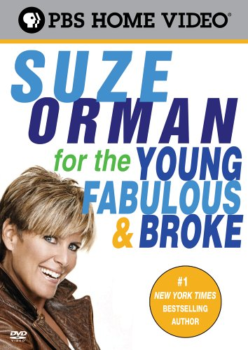 Suze Orman For The Young Fabulous Broke