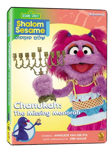 Shalom Sesame 2010 2 Chanukah The Missing Menorah
