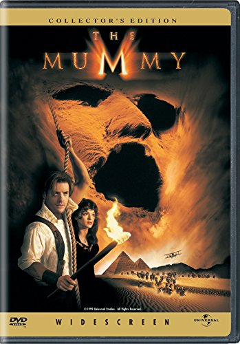 The Mummy Widescreen Collectors Edition