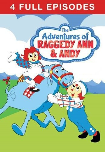 The Adventures Of Raggedy Ann & Andy The Sunny Bunny Adventure