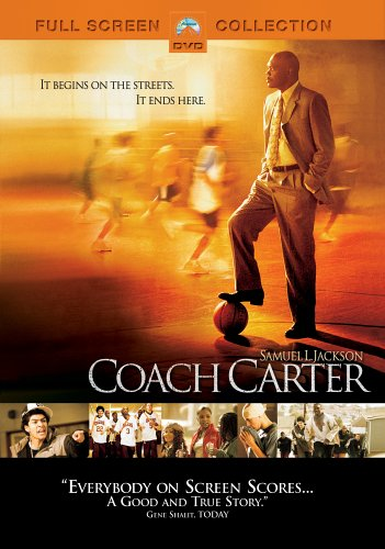 Coach Carter Full Screen Edition