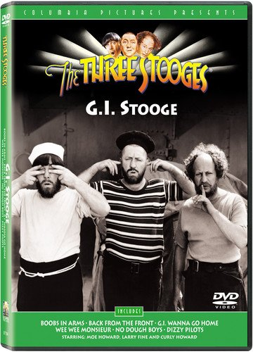 Three Stooges - G.I. Stooge