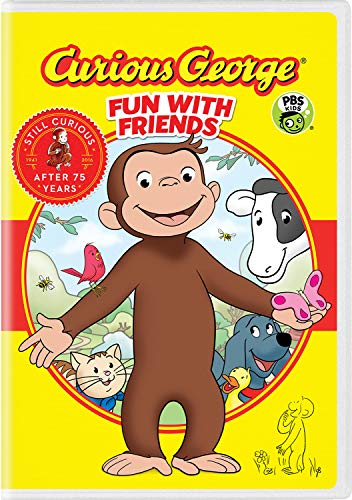 Curious George Fun With Friends