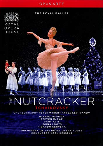 Tchaikovsky The Nutcracker - Featuring The Royal Ballet
