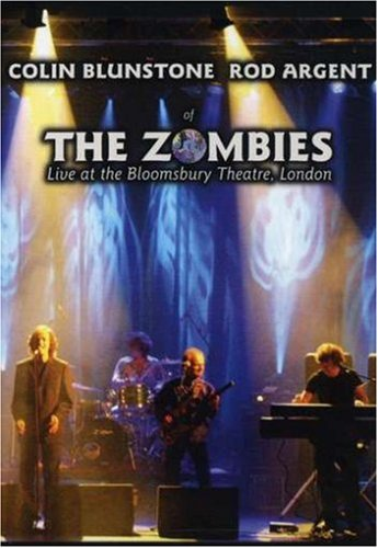 Colin Blunstone And Rod Argent Of The Zombies Live At The Bloomsbury Theatre, London