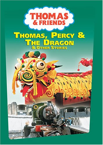Thomas And Friends Thomas, Percy & The Dragon & Other Stories