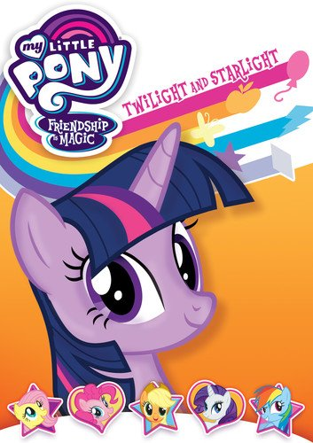 My Little Pony Friendship Is Magic Twilight And Starlight