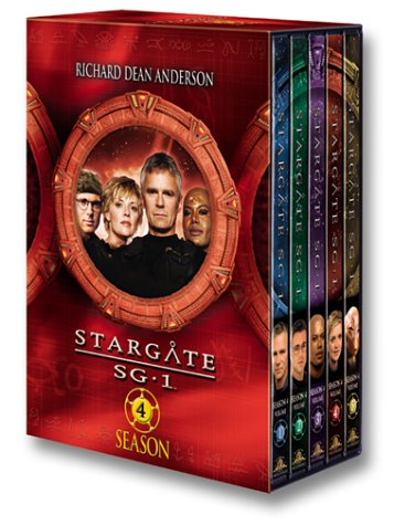 Stargate Sg1 Season 4 Boxed Set
