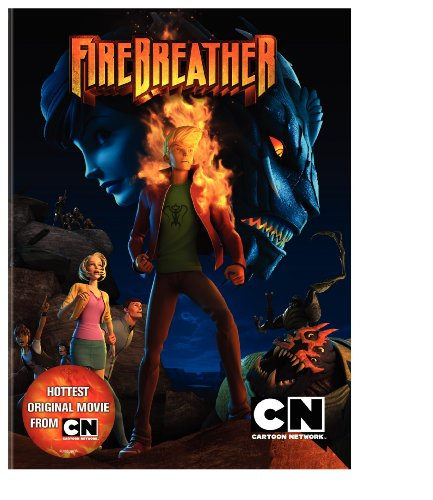 Cartoon Network Firebreather