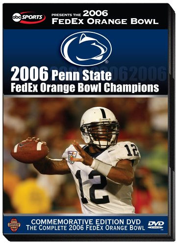 2006 Orange Bowl Penn State Vs Fsu