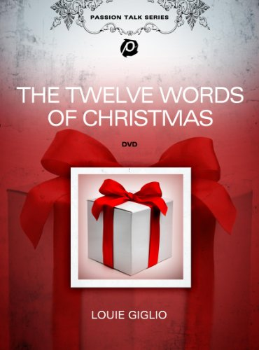 Passion Talk Series The Twelve Words Of Christmas