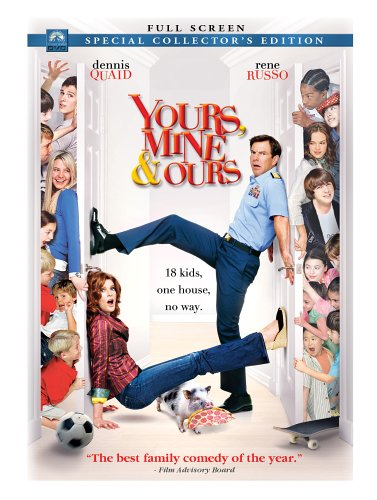 Yours, Mine & Ours Full Screen Edition