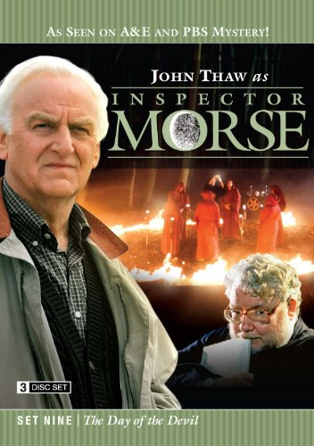 Inspector Morse Set Nine The Day Of The Devil