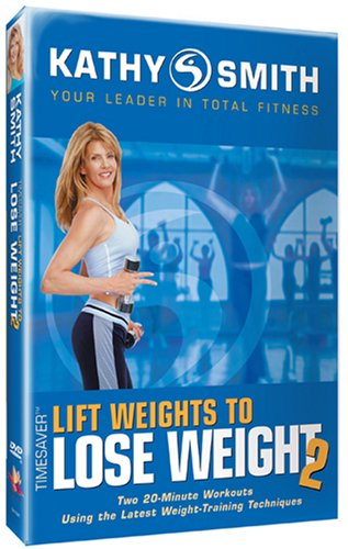 Kathy Smith - Lift Weights To Lose Weight, Vol. 2